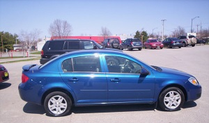 photo is of a 205 Chevrolet Cobalt
