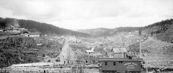 Phoenix, B.C. [mining town] Photograph R.H. Trueman & Co. Reference code AM54-S4-: LP 196.4 Name of creator Matthews, James Skitt, Major (1878-1970) Trueman, Richard Henry (Photographer)