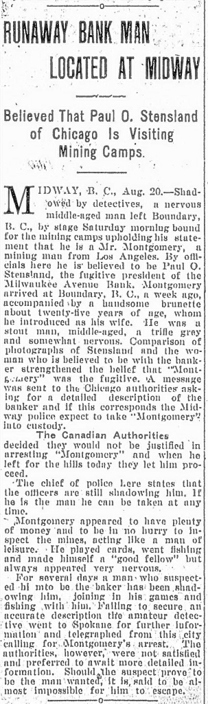 The Daily Colonist, Victoria, B.C., August 21. 1906